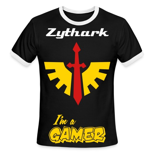 Zythark's Favourite! - Men's Ringer T-Shirt