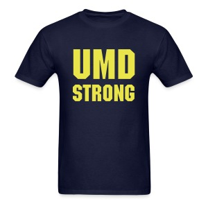 UMDstrong - Men's T-Shirt