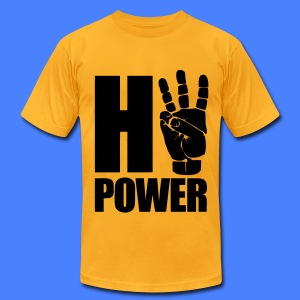 HiiiPower T-Shirts - Men's T-Shirt by American Apparel