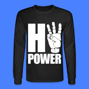 HiiiPower Long Sleeve Shirts - Men's Long Sleeve T-Shirt