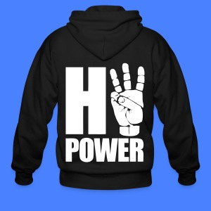HiiiPower Zip Hoodies/Jackets - Men's Zip Hoodie