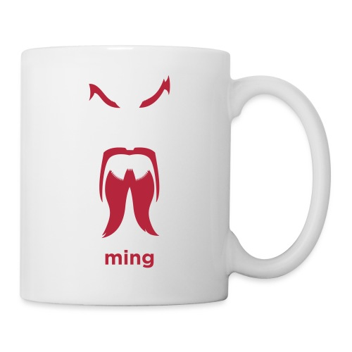 [ming-the-merciless] - Coffee/Tea Mug