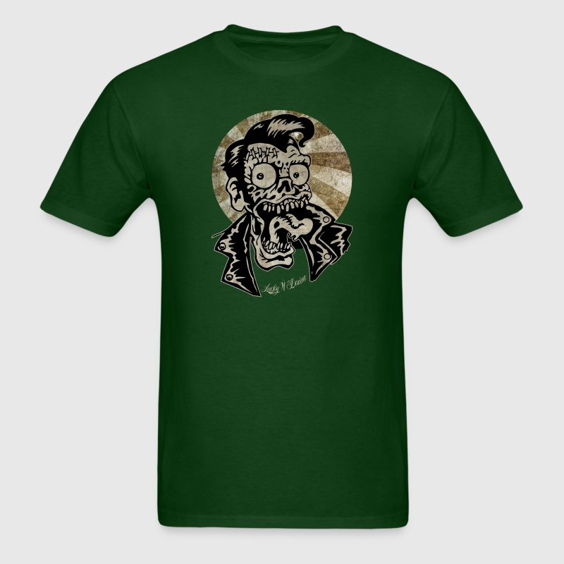 Lucky Frank - Men's T-Shirt