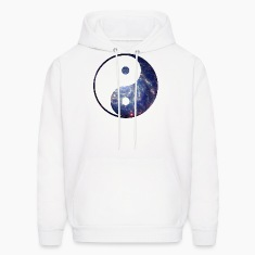 Cosmic Balance Hoodies