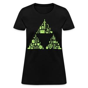Triforce - Women's T-Shirt