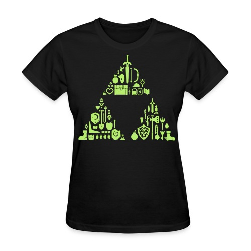 Triforce - Women's T-Shirt