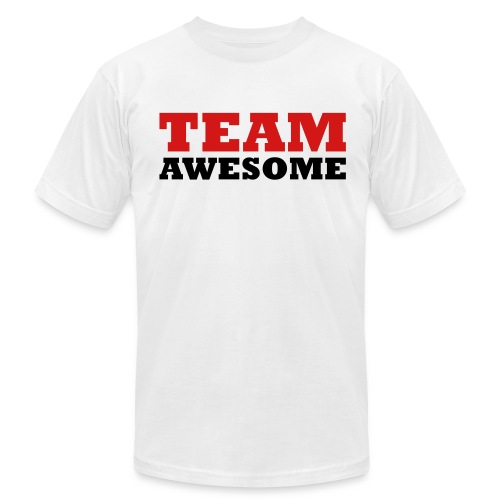 TeamAwesome - Men's Fine Jersey T-Shirt