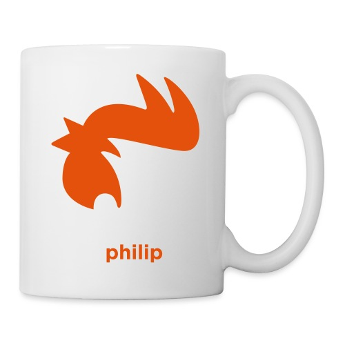 [philip-j-fry] - Coffee/Tea Mug