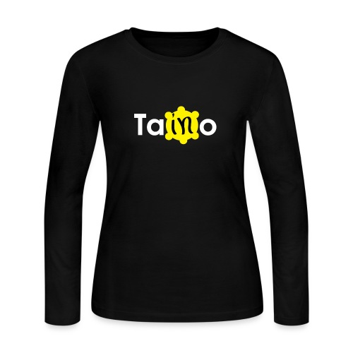Taíno Long Sleeve - Women's - Women's Long Sleeve Jersey T-Shirt