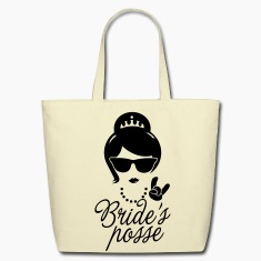 Team Bride Wedding Bridesmaids Stag do Hen night Bags