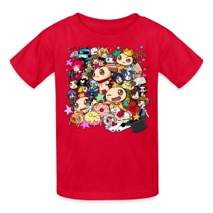 7th Anniversary - Kids [ANY COLOR] - Kids' T-Shirt