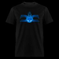 T-Shirts ~ Men's T-Shirt ~ MENS TEE: DotaCinema logo 2 black
