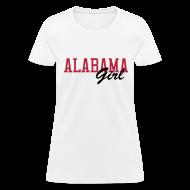 Women's T-Shirts ~ Women's T-Shirt ~ Alabama Girl