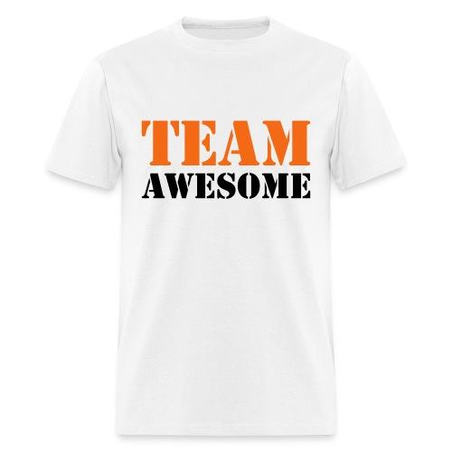 Team Awsome - Men's T-Shirt - Men's T-Shirt
