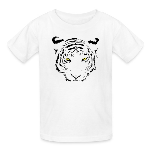 Tiger Lines - Kids' T-Shirt