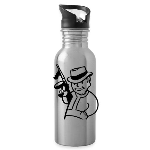 Tommy gun Bottle - Water Bottle