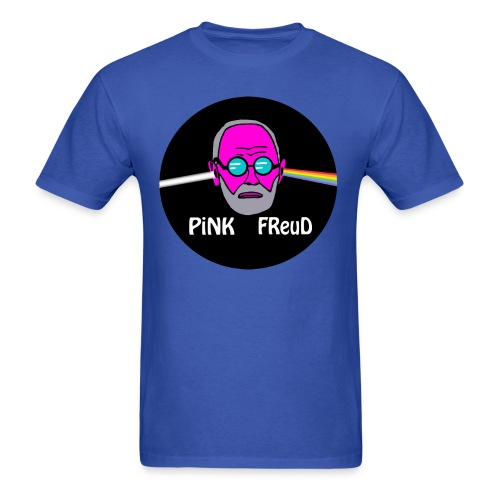 Pink Freud - Men's T-Shirt
