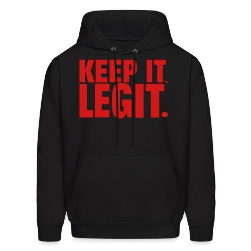 Men's Keep it Legit hoodie - Men's Hoodie