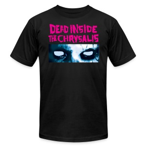 Dead Inside the Chrysalis Eyes T-Shirt - Men's Fine Jersey T-Shirt