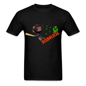 The 'Diabolical' Sack (Light T-Shirt) - Men's T-Shirt