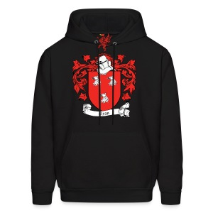 Ryan Family Crest Sweatshirt - Men's Hoodie