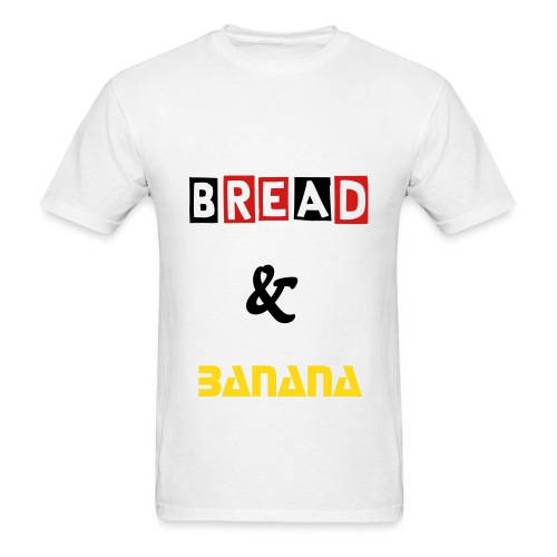 Bread & Banana - Men's T-Shirt