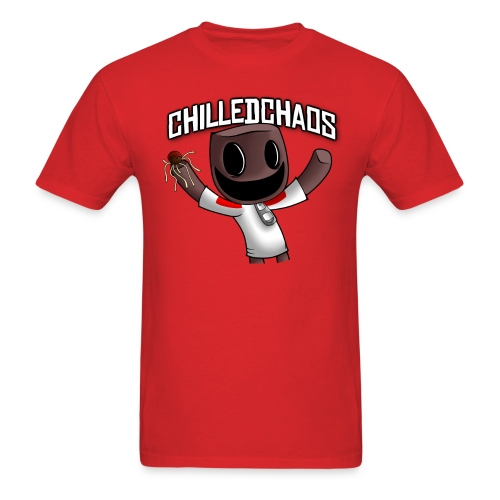 ChilledChaos MeatBalls! (Light T-Shirt) - Men's T-Shirt