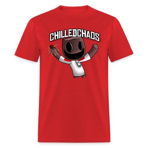 ChilledChaos MeatBalls! (Light T-Shirt) - Men's T-Shirt