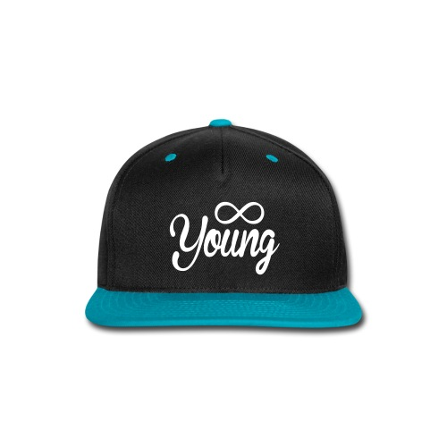 Forever Young - Snap-back Baseball Cap