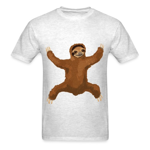 Sloth #2 - Men's T-Shirt