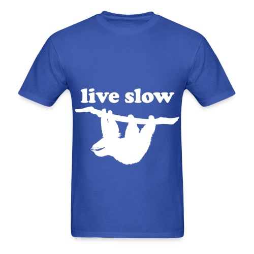 Sloth #3 - Men's T-Shirt