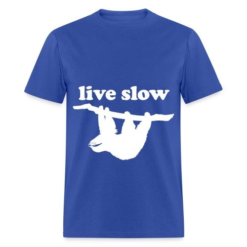 Sloth #3 - Men's T-Shirt