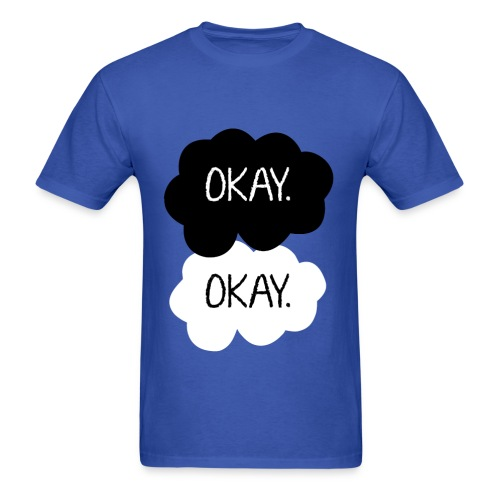 The Fault In Our Stars - Men's T-Shirt