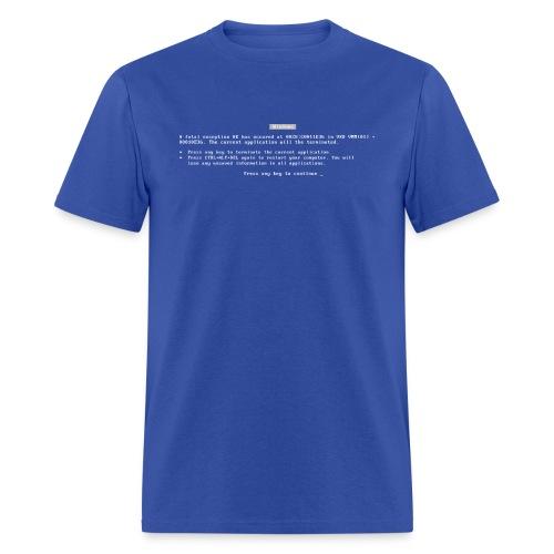 BSOD [m] - Men's T-Shirt