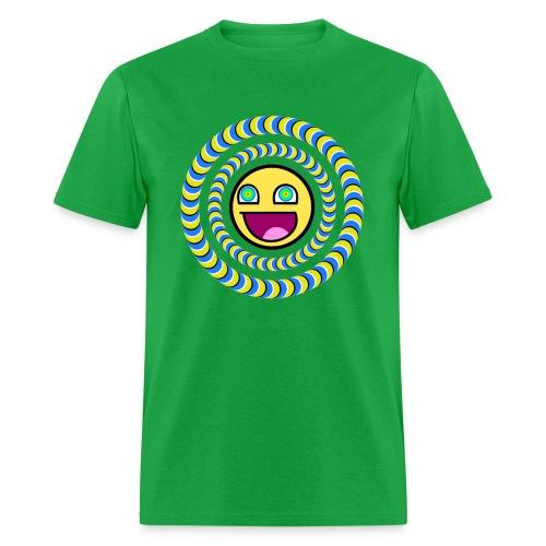 Hypnotic Smiley [m] - Men's T-Shirt
