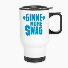 GIMME MORE SWAG with $WAG Bottles & Mugs