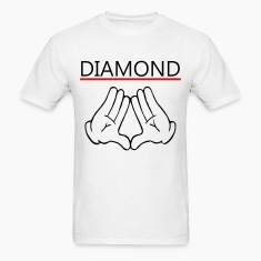 diamond3 T-Shirts