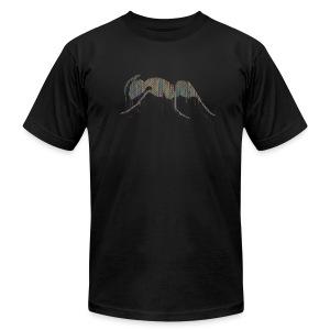 AntGlitch t-shirt - Men's Fine Jersey T-Shirt