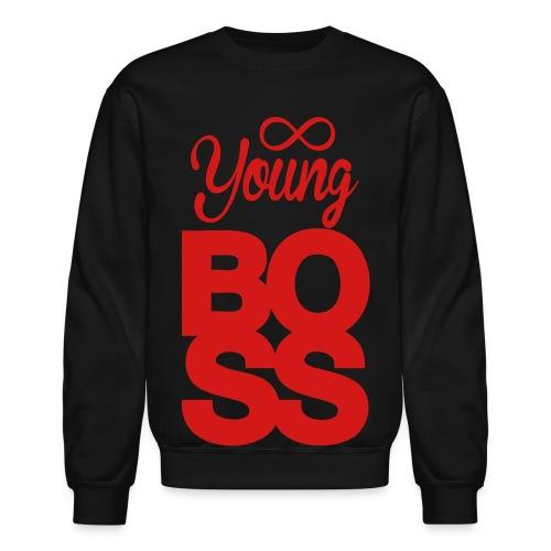 Young Boss Sweatshirt - Crewneck Sweatshirt