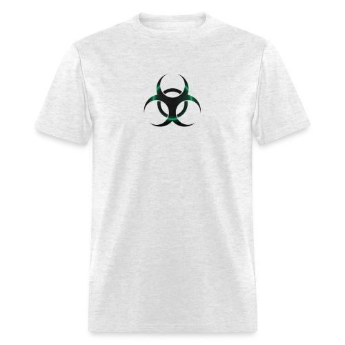 Grey Radioactive Tee - Men's T-Shirt