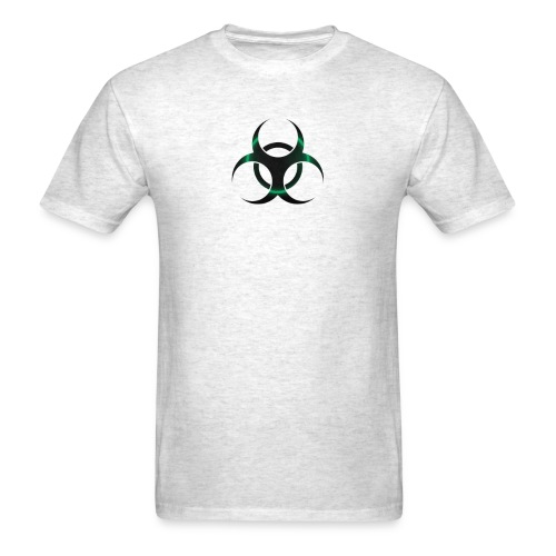 Grey Radioactive Tee - Men's T-Shirt