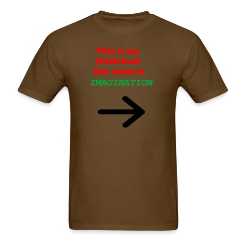Imagination - Men's T-Shirt
