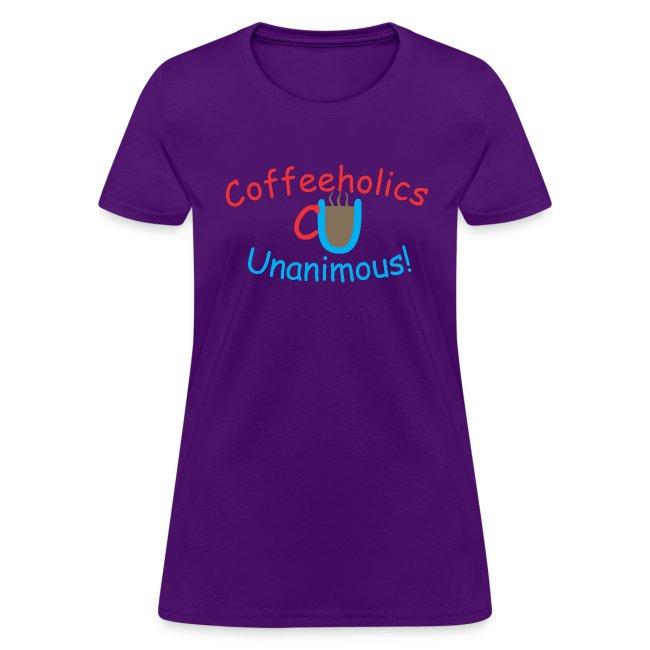 coffeeholics logo f