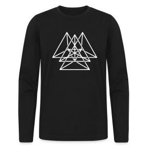 5D Star of Deva - Men's Long Sleeve T-Shirt by Next Level
