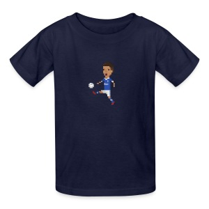 Kids T-Shirt - Kicking the ball celebration  - Kids' T-Shirt