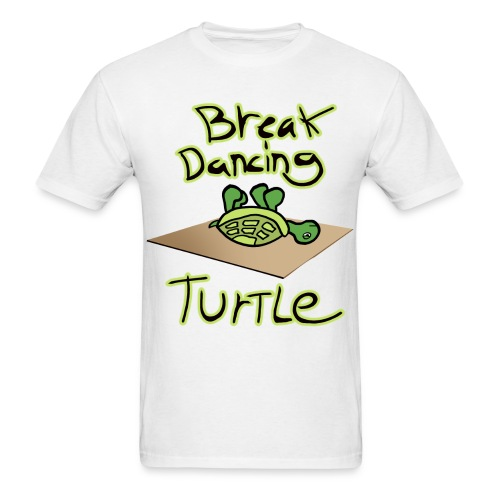Mens Turtle - Men's T-Shirt