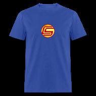 T-Shirts ~ Men's T-Shirt ~ CS Logo