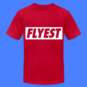 Flyest T-Shirts - Men's T-Shirt by American Apparel