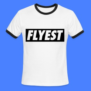 Flyest T-Shirts - Men's Ringer T-Shirt