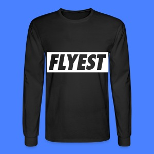 Flyest Long Sleeve Shirts - Men's Long Sleeve T-Shirt